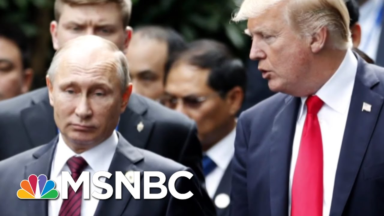 At NATO Summit, President Donald Trump Does What Vladimir Putin Wants Most   Morning Joe   MSNBC thumbnail