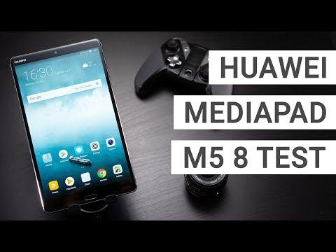 Huawei MediaPad M5 8 Test: Das Beste 8 Zoll Tablet des Jahres | Deutsch