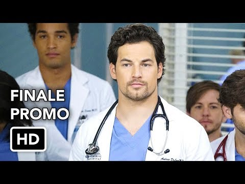 Grey's Anatomy 16.09 (Preview)