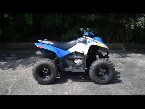 2016 Polaris Phoenix 200 in Wauconda, Illinois - Video 1