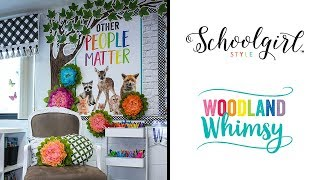 Woodland Whimsy Classroom Décor
