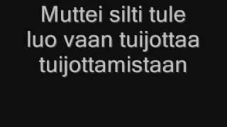 Apulanta - Armo lyrics