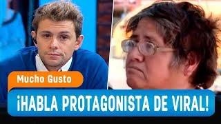 Protagonista De Viral Habló Con Mucho Gusto - Mucho Gusto 2019