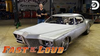 The 72 Buick Riviera For SEMA | Fast N Loud