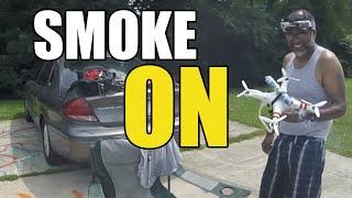 Smoke Chase - FPV