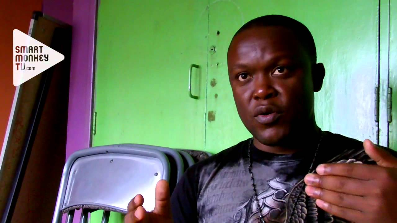 Julius Mwelu on working with Nairobi slum kids to shoot films and photos