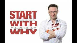 Start with Why by Simon Simek - Audio Summary