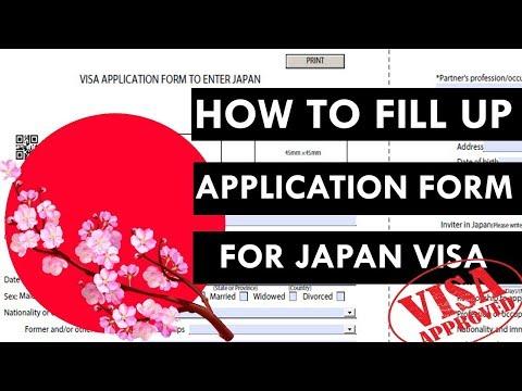 Visa Invitation Letter Sample Japan Form