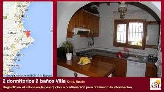 preview picture of video '2 dormitorios 2 baños Villa se Vende en Orba, Spain'