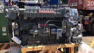YANMAR 6AYM - WGT ( 670kW )911 HP