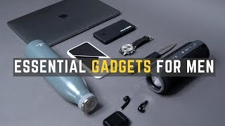 6 Gadgets Every Gentleman Should Own