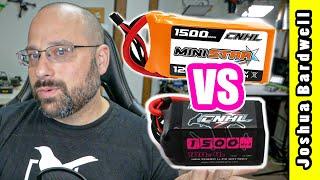 Best FPV lipo battery: CNHL Black vs. Ministar?