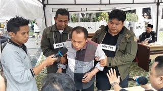 Serunya Simulasi Pencoblosan Langsung di TPS oleh KPU Jakarta Utara