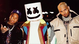 Marshmello - Light It Up ft. Tyga & Chris Brown (Official Audio)
