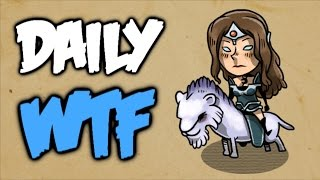 Dota 2 Daily WTF - Ty Ironwood