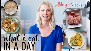 WHAT I EAT IN A DAY | A Day in the Life of a Mom, Dietitian and Entrepreneur PLUS BLW Toddler Meals