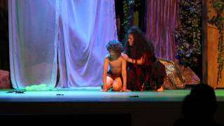"Tarzan Stage Musical ""I Need To Know"" Ft. Kiah Reid"