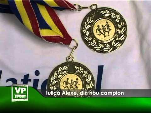 Iulică Alexe, din nou campion