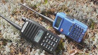 Рация baofeng UV82. Сравнение с радиостанцией баофенг UV5R