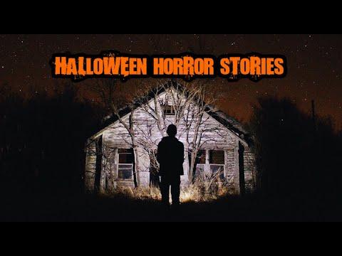 3 True Scary Halloween Stories