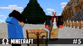 MY FRIENDS ARE CHICKENHEADS + LUCKY BLOCK SURPRISE! | Minecraft Funny Moments #5 w/Friends!