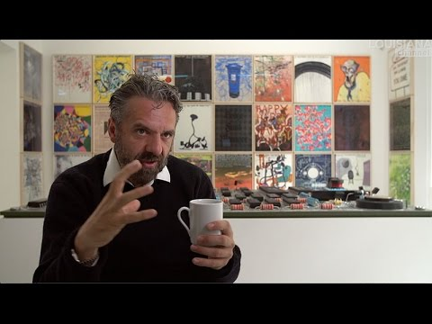 Keith Tyson Interview: Art in a Coffee Cup
