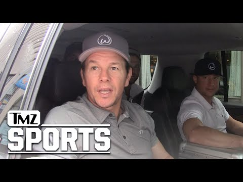 Mark Wahlberg Says Celtics Should Trade #1 Pick For Jimmy Butler | TMZ Sports