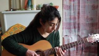 Alice Green -  Walkin' Blues (Son House cover)