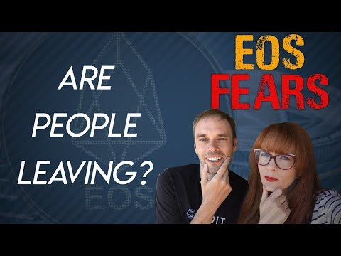 Are Everyone's Worst Fears About EOS Proving True?