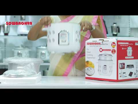 Annam 1.8Ltr Rice Cooker