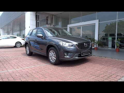 2014 Mazda CX-5 2.5 SkyActiv-G 2WD Start-Up and Full Vehicle Tour