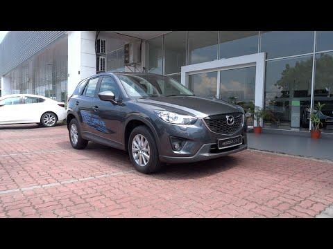 2014 Mazda CX-5 2.5 SkyActiv-G 2WD Start-Up and Full Vehicle Tour