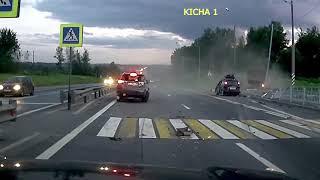 WYPADKI 2018- ROSJA Cz.1 Accidents Russia 2018