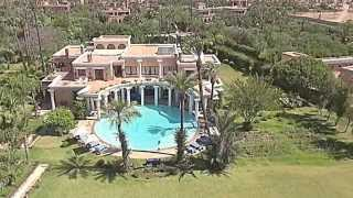 preview picture of video 'Villa Vent du Sud Marrakech'