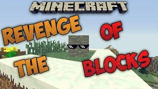 Minecraft 1.7.10|Revenge Of The Blocks Mod Review Españo!