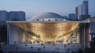 Zaha Hadid Architects To Build A Concert Hall In Russia | The B1M