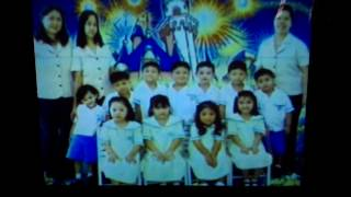 Throwback - Me and my Pupils Sacred Cross Kindergarten School SY:2006-2007 (PAST).