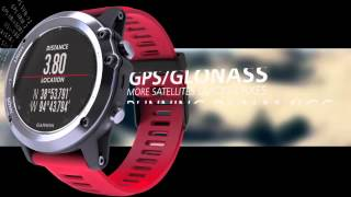 Garmin fenix 3 Rise Above Your Limits Video Released HD