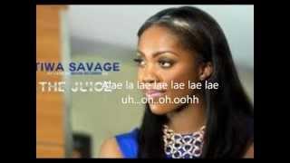 Tiwa Savage Love Me Lyrics