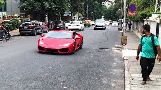 SUPERCARS IN INDIA - SEPTEMBER 2018 - Bangalore #3