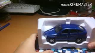 Обзор модели Avtotime collection Lada Priora