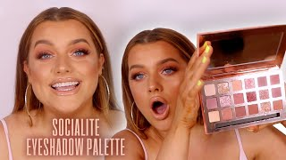 Soft Rose Gold Glam With Rachel Leary   W7 COSMETICS