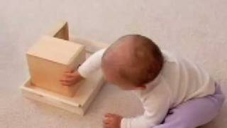 Infant Education - Montessori home tools for the 1st year of life