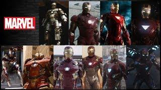 Iron Man: Evolution (Marvel Cinematic Universe) - 2019