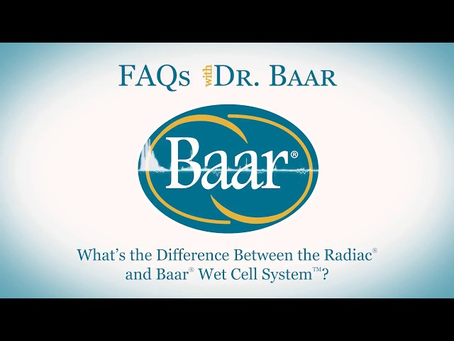 Frequently Asked Questions Videos with Dr. Baar