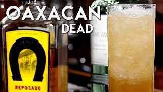 Oaxacan Dead Cocktail - Smokey Sweet Candy?