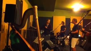 Pangaea rehearsal/more Steve & Patti fun