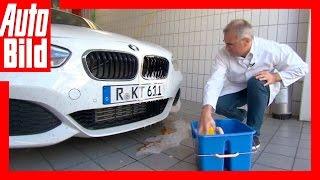 Autowäsche/Autopflege - so wird´s gemacht (2016) Ratgeber/Test/Review