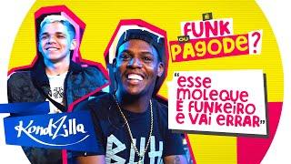 MC Kekel e Niack – É Funk ou Pagode?