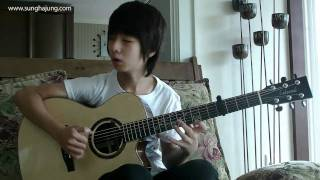 (Jason Mraz) I'm Yours   Sungha Jung